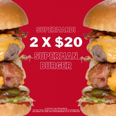 supermanburger